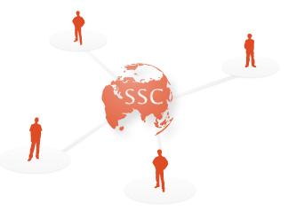 SSC - Shared Service Center