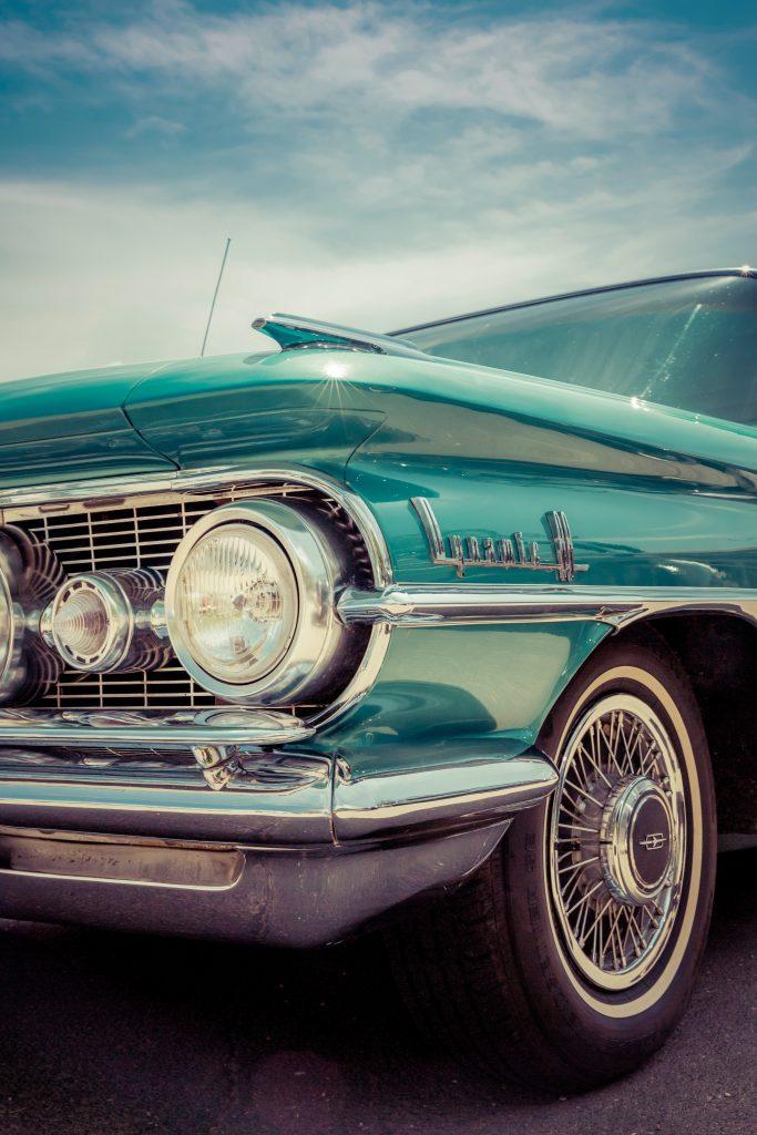 veteranbiler er ekstremt populære for tiden