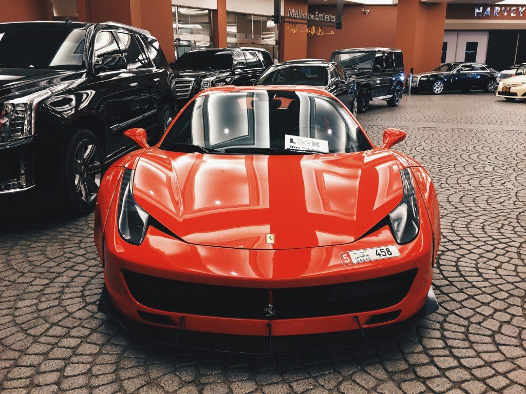 Leasing er en attraktiv måde at finansiere luksusbiler på