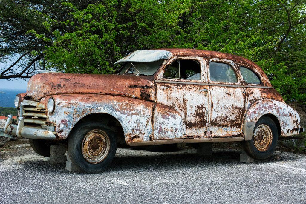 ved salg af brugt bil skal den fremstå flot